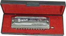 SWAN半音階口琴