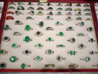 新潮人造首飾珠寶系列